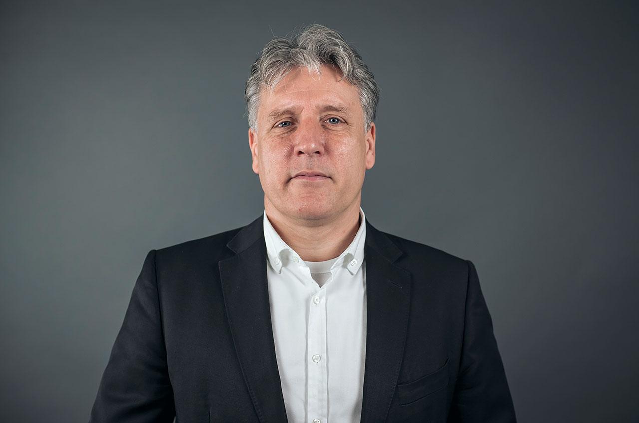 Foto Bernhard Nießen, Direktor Stadionbetrieb/-bau & Sicherheit, Veranstaltungsleiter Borussia Mönchengladbach